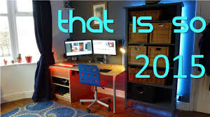 Tech Bedroom Tech Entertainment Setup 2015 Mbthd Youtube