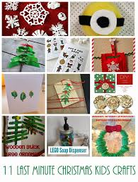 block party last minute christmas kids crafts craft xmas ideas