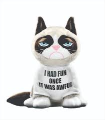 19 Awesome Grumpy Cat Christmas - grumpy cat is a perfect gift for the scrooge in your life