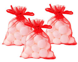 pink organza bags 50 baby pink small organza bags 7 x 9cm event essentials