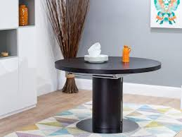 modern round wood dining table round wooden pedestal table modern round pedestal dining table