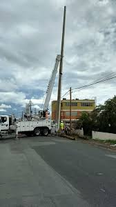 electric company truck puerto rico power diary mutual aid outage center jea