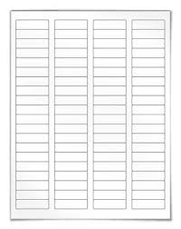 Avery 5160 Template Excel Blank Avery 8160 Label Template