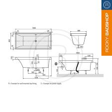 Baignoire Quaryl Villeroy Et Boch Postaplan Com U003d Badewanne Quaryl Squaro Badewanne Design