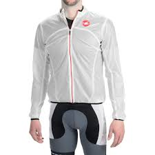 hooded cycling jacket castelli sottile due cycling jacket for men save 55