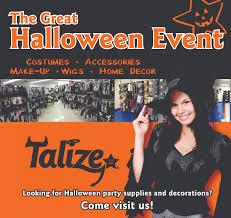 talize u2014 events