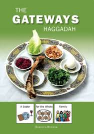 30 minute seder the haggadah that blends brevity with tradition the gateways haggadah a seder for the whole family by