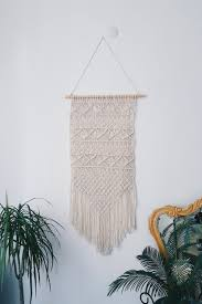 macrame wall hanging home decor woven wall hanging large
