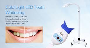 led light for teeth mini led cold light teeth whitening kit led teeth whitening machine