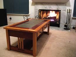 craftsman style coffee table craftsman style coffee table writehookstudio com