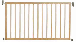 Child Stair Gates Lindam Extending Wooden Baby And Toddler Safety Gate Youtube