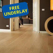 Merbau Laminate Flooring Quick Step Largo Lpu1284 Natural Varnished Oak Laminate Flooring