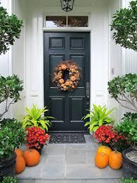 elle decor front doors christmas decorations door images diy