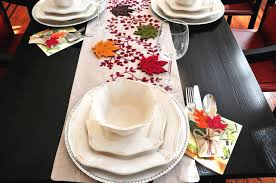 thanksgiving inspiration turkey day decor and table settings