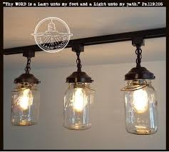 Track Light Fixtures For Kitchen by 25 Best Farmhouse Track Lighting Ideas On Pinterest Farmhouse