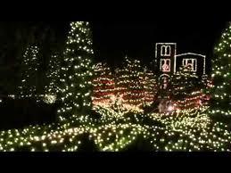 barnsley gardens christmas lights barnsley gardens 2014 lights at the ruins youtube
