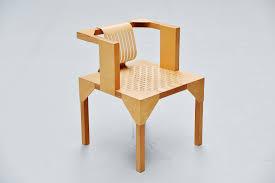 ruud jan kokke modernist armchair holland 1986 mass modern design