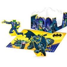 Batman Table Decorations Batman Table Decoration Kits Each 11 99 Http Www