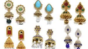 buttalu earrings designer buttalu collection jhumka earrings with sea pearls