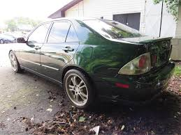 lexus is300 tucson green lexus is for sale used cars on buysellsearch