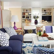Navy Blue Living Room Chairs Design Ideas - Blue living room chairs
