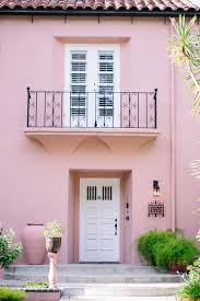 spanish style pink house best friends for frosting