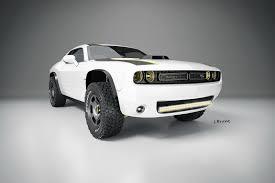 Dodge Challenger Concept - dodge challenger a t untamed concept revealed digital trends