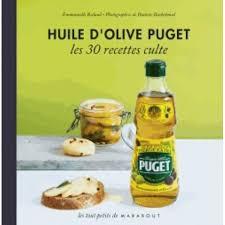 huile cuisine cuisine huile d olive puget les 30 recettes culte ean13