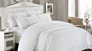 belo white duvet covers and pillow shams crate and barrel intended