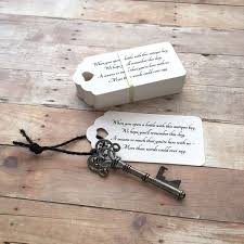key bottle opener wedding favors diy wedding favors skeleton key bottle openers poem thank