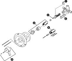glacier bay kitchen faucet diagram glacier bay 3 knob shower faucet parts diagram teapot spray