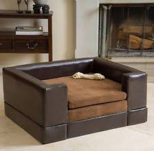 Elevated Dog Beds For Large Dogs Raised Dog Bed Large Elevated Sofa Pet Puppy Home Couch Cushy