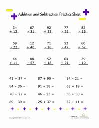grade 2 addition and subtraction worksheets https drive google