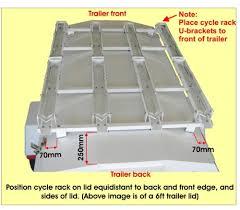 cycle rack mounting