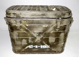 Chp Code 1141 28 Military Food Storage Containers Ebay German Army Bread