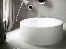vasca da bagno circolare vasca da bagno esterna vasca da bagno rotonda in acrilico doppia