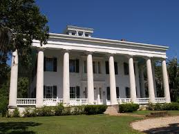 greek revival style house greenwood plantation house louisiana built in 1830 in gree flickr