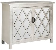 Silver Leaf Bedroom Furniture by Amh1547b Chests Furniture By Safavieh