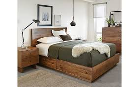 bedroom furniture with lots of storage hudson storage collection in walnut modern bedroom furniture