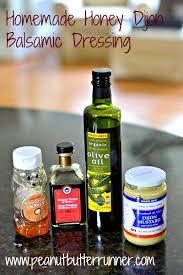 homemade honey dijon balsamic dressing recipe peanut butter runner