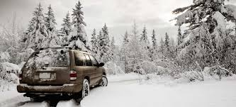 Nissan Rogue In Snow - rent our