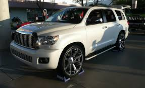 suv toyota sequoia toyota sequoia the actual sequoia of the automotive industry