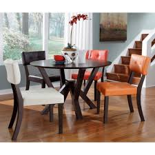 grey dining chairs with arms tags contemporary red leather