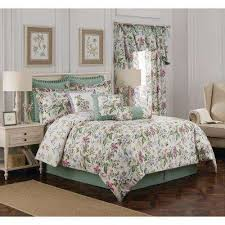 Green Double Duvet Cover Bedding Sets Bedding The Home Depot