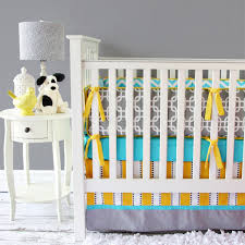 Mini Crib Bedding For Boy Nursery Beddings Yellow And Gray Mini Crib Bedding Plus Gray And