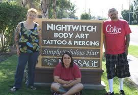 nightwitch u0027s tattoo piercing u0026 retail fresno california