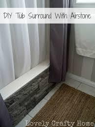 Easy Bathroom Backsplash Ideas by Best 25 Tub Remodel Ideas On Pinterest Bathtub Redo Paneling