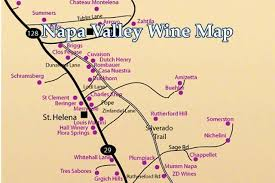 paso robles winery map napa valley wine country guide where to stay dine and