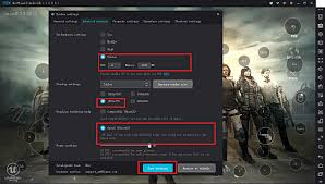 bluestacks joystick settings how to play pubg mobile on pc pubg mobile