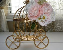 princess carriage centerpiece well suited design princess carriage centerpiece wire cinderella